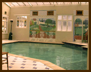 Doornfontein Farm Indoor Swimming pool